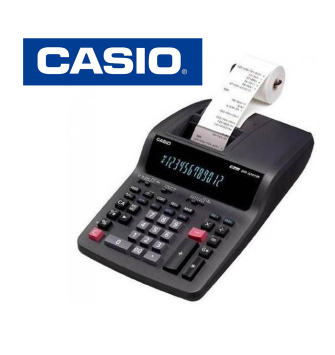 Calculadora Casio DR-120TM