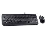 Teclado e Mouse Microsoft 400