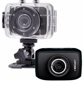 Câmera Sport Cam Bright