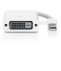 Adaptador Mini DisplayPort para DVI