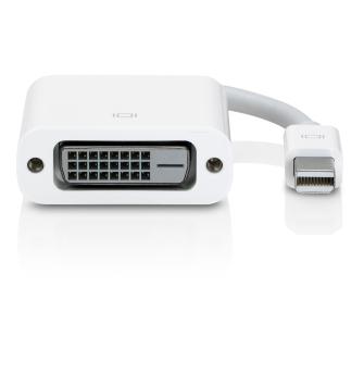 Adaptador Mini DisplayPort para DVI