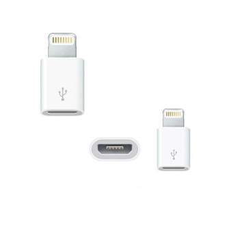 Adaptador Lightning 8 Pinos Para Micro Usb Apple