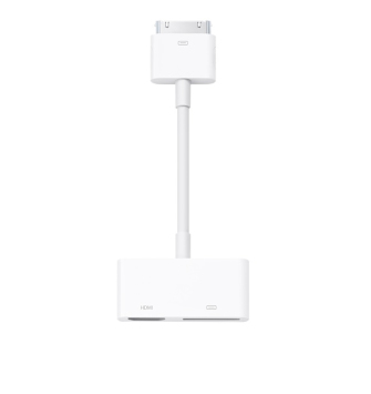 Adaptador AV Digital de 30 pinos Apple