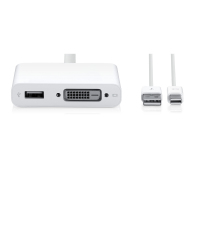 Adaptador Mini DisplayPort para Dual-Link DVI