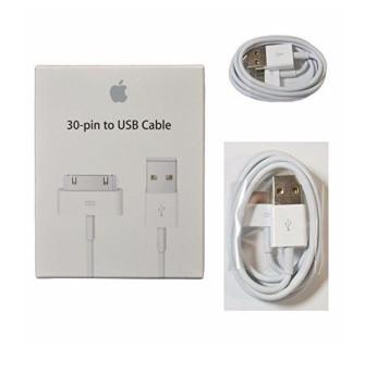 Cabo de 30 pinos para USB da Apple
