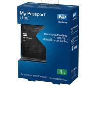 HD Externo WD Preto 1TB