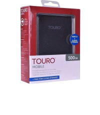 HD Externo Touro 500GB