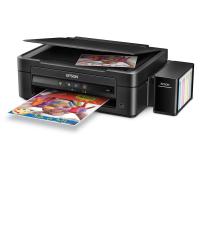 Impressora Epson L220   Multifuncional Tanque de Tinta Color