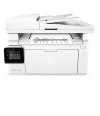 Impressora multifuncional laser mono m130fn