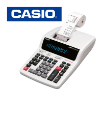 CALCULADORA CASIO DR-210TM-WE
