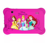 Tablet Multilaser Kids Disney Princesa + Brinde Anel Exclusivo