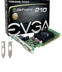 PLACA DE VÍDEO GEFORCE 210