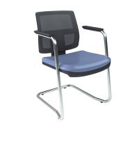 Cadeira de Aproximação Plaxmetal Brizza
