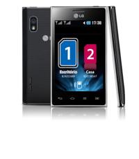 Smartphone LG Optimus L5 Dual