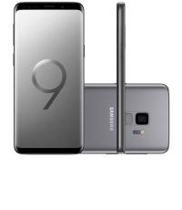 SAMSUNG S9 CINZA