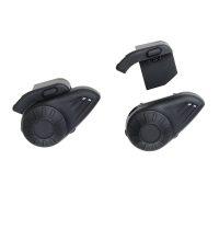 Intercomunicador De Capacete Bluetooth 10mt Preto (2pcs) - Multilaser